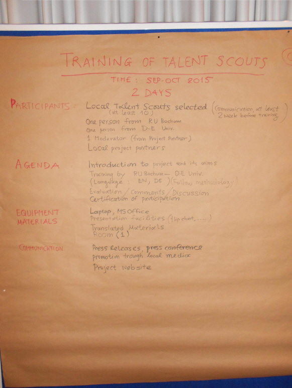TrainingforMultipliers_ResultsTrainingforTalentescouts